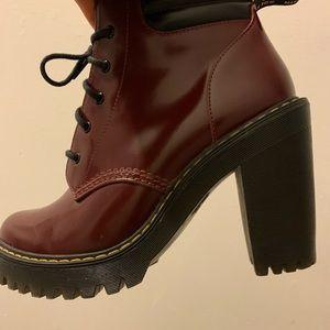 Dr.Marten Heel Boots For Sale